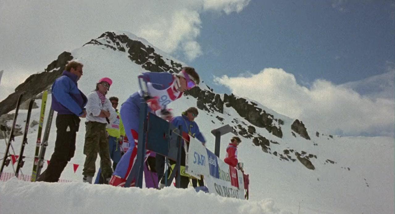 John Pyper-Ferguson: Ski School (1990)