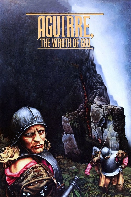 aguirre, the wrath of god cover image