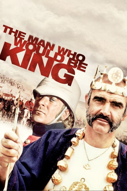 the man who would be king cover image