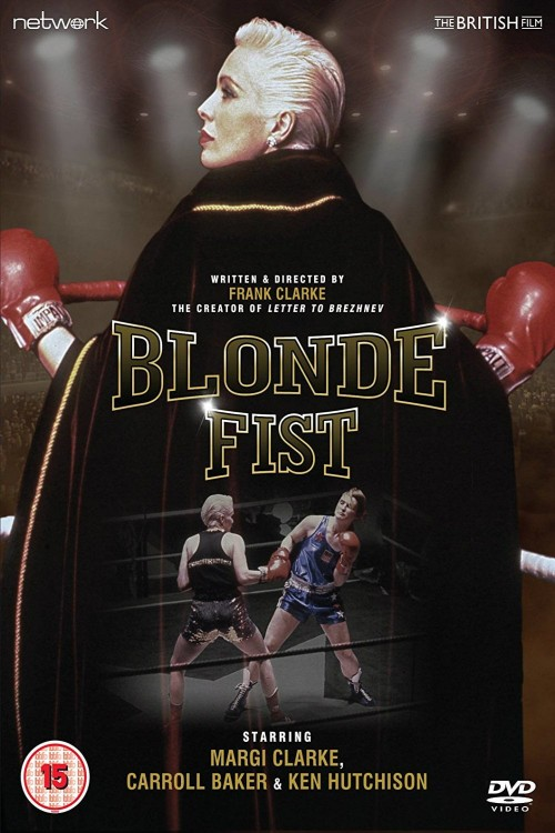 blonde fist cover image