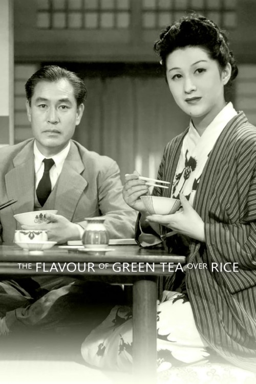 flavor of green tea over rice cover image