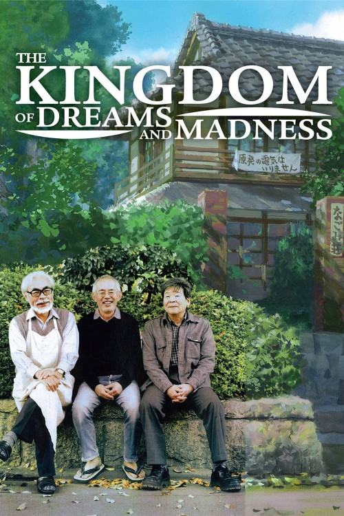 the kingdom of dreams and madness cover image