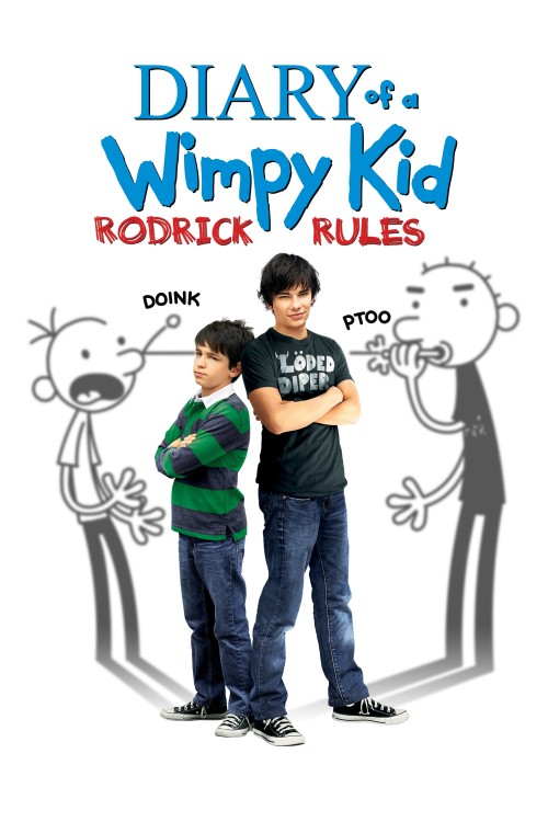 Diary of a Wimpy Kid: Rodrick Rules Movie Trailer ...